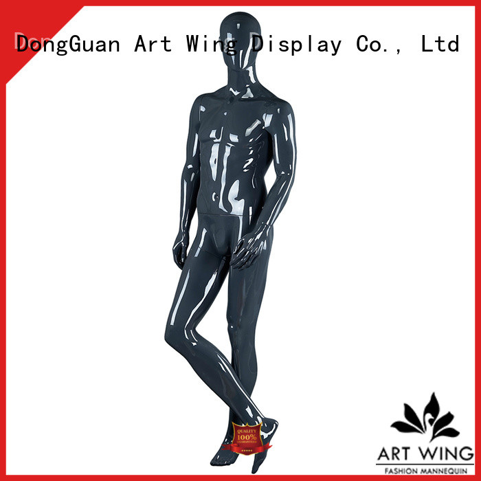 Art Wing durable half body mannequin directly sale for display