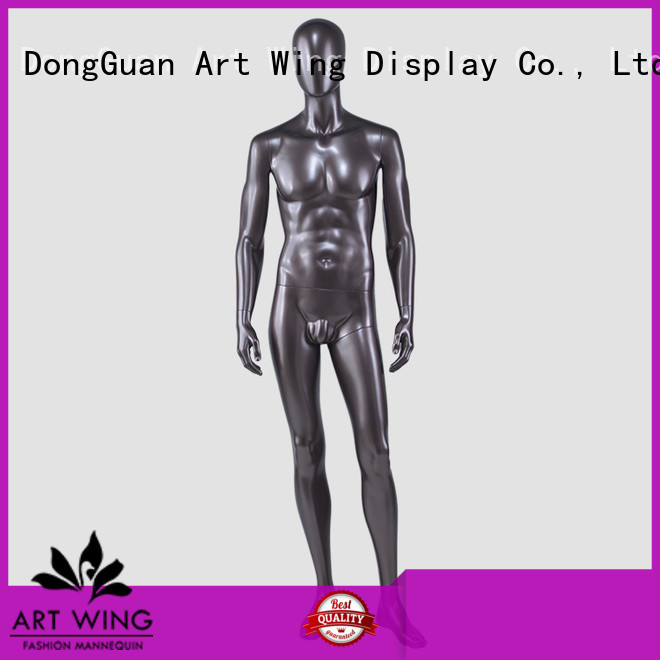 Art Wing ysm6 transparent male mannequin with good price for suit