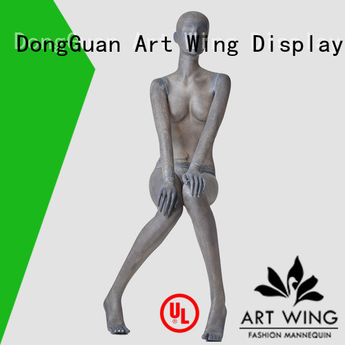 quality custom made mannequins series for business Art Wing