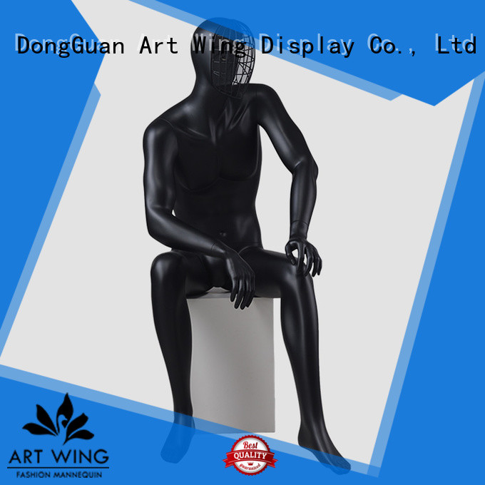 Art Wing stable full size male mannequin supplier for supermarket
