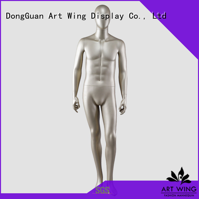 Art Wing gold gold mannequin from China for business