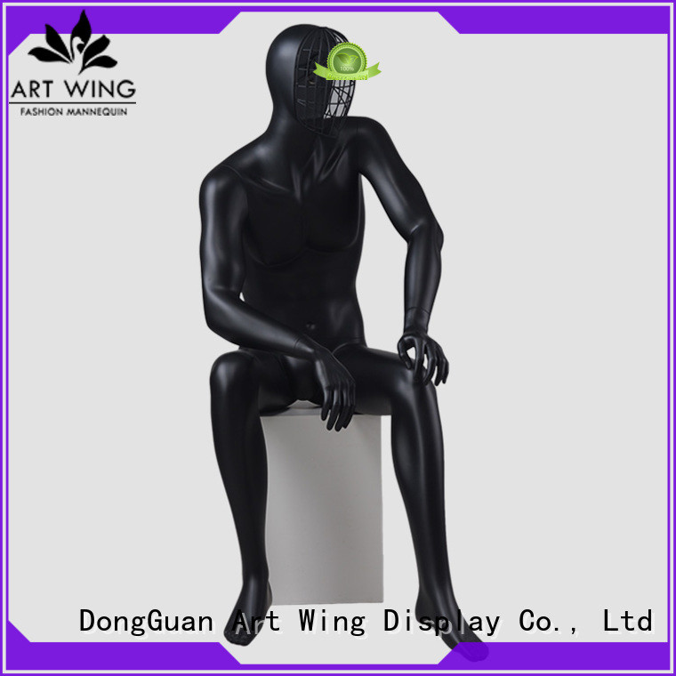 Art Wing certificated change face mannequin supplier for shrit