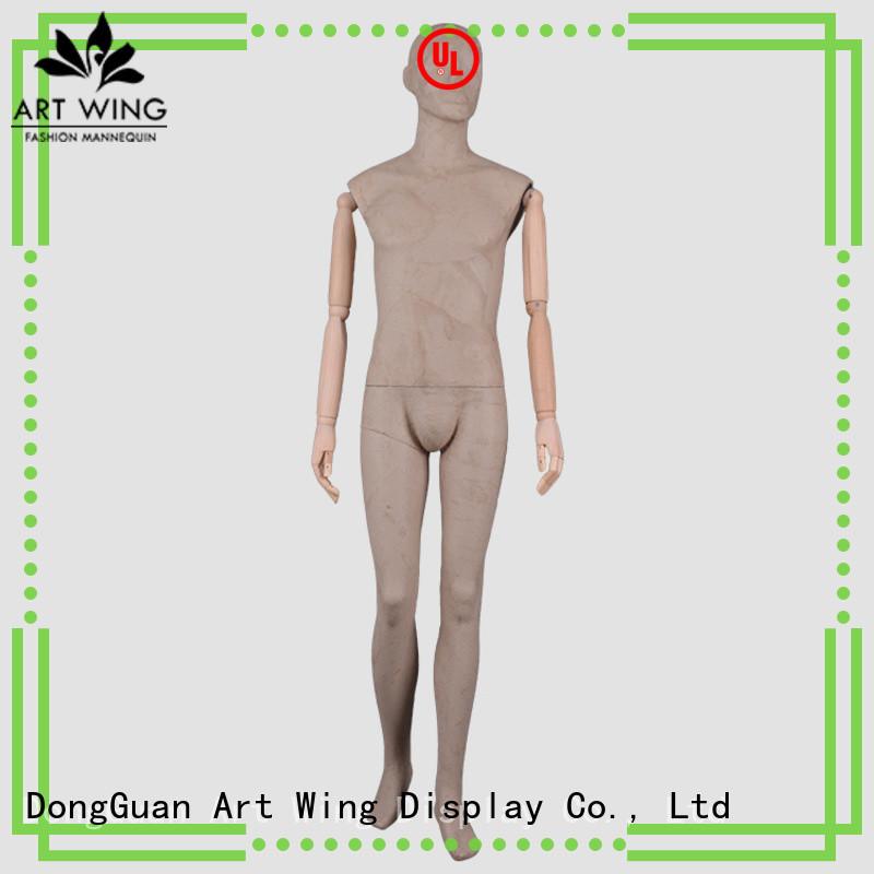 DFM-WPT-B mens torso mannequin tailor mannequin