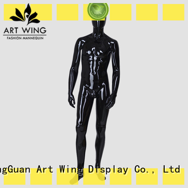Art Wing quality mannequin body male supplier for cloth shop