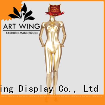 professional female display mannequin designer supplier for pants