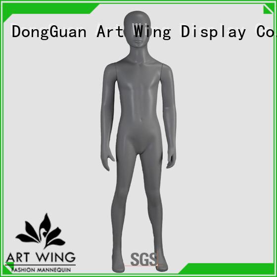 Art Wing popular baby mannequin design for suit
