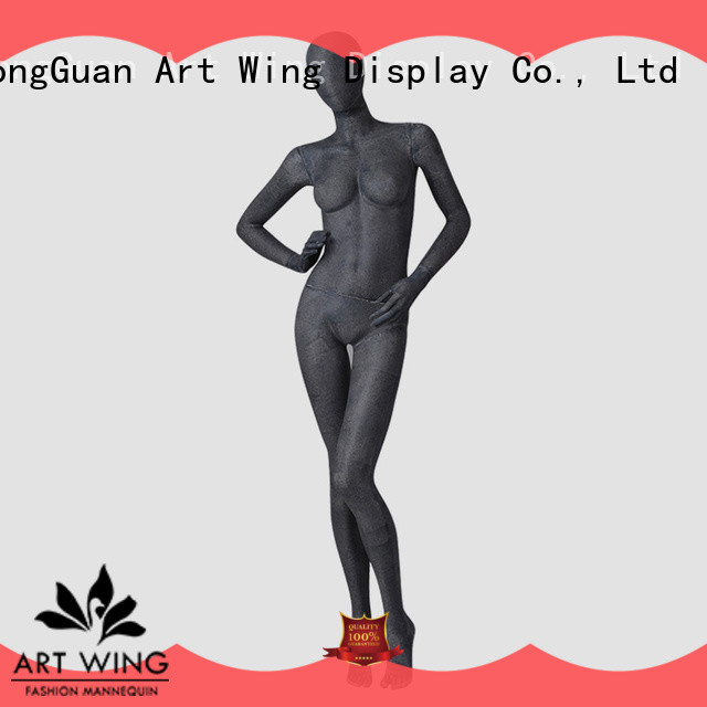 body black female mannequin sexy for clothes Art Wing