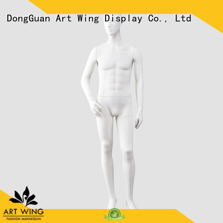 certificated retail display mannequin supplier for supermarket