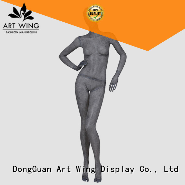 Art Wing quality clothing store manikin manufacturer for display