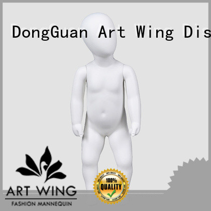 Art Wing excellent baby display mannequins factory for modelling