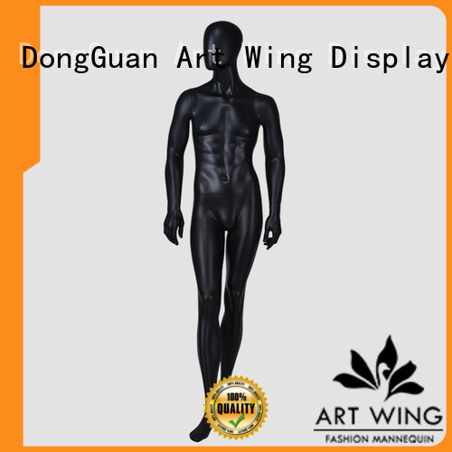 Art Wing certificated cheap male mannequin factory price for shrit