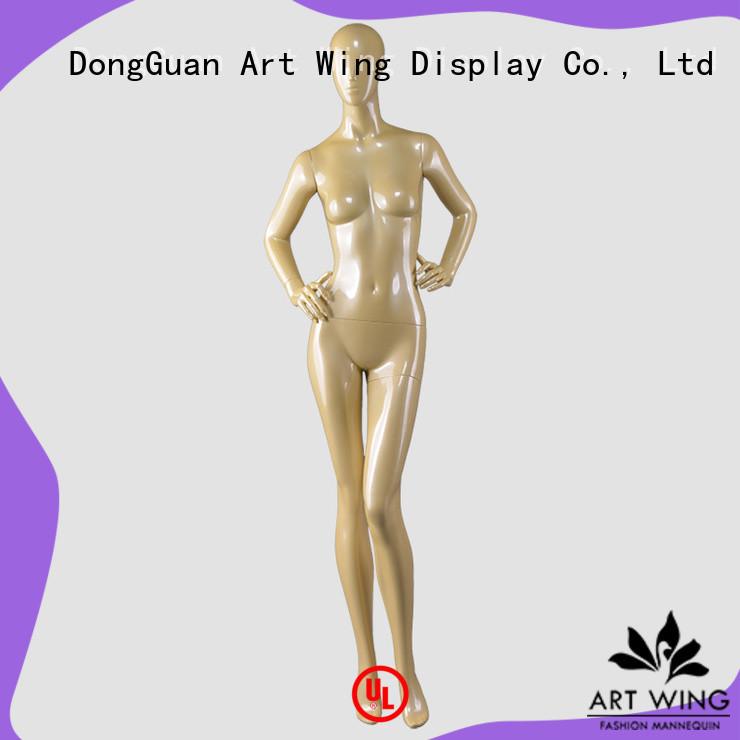 aef2 women mannequin wholesale for supermarket Art Wing