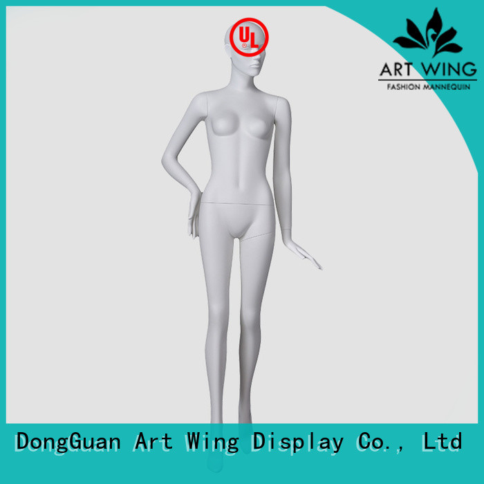 Art Wing durable mannequins female torso directly sale for business