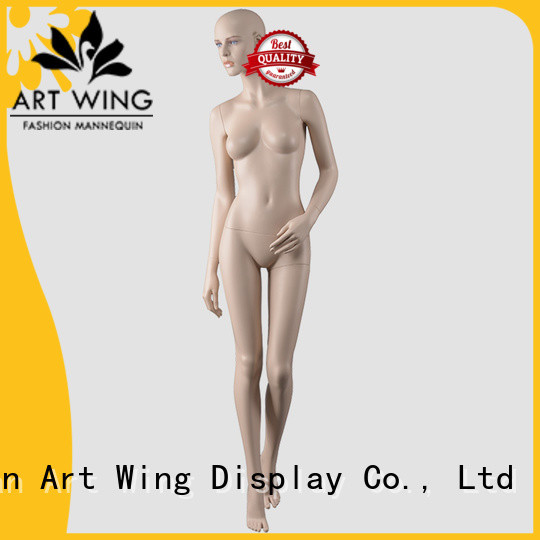 window costume mannequin factory for suit Art Wing