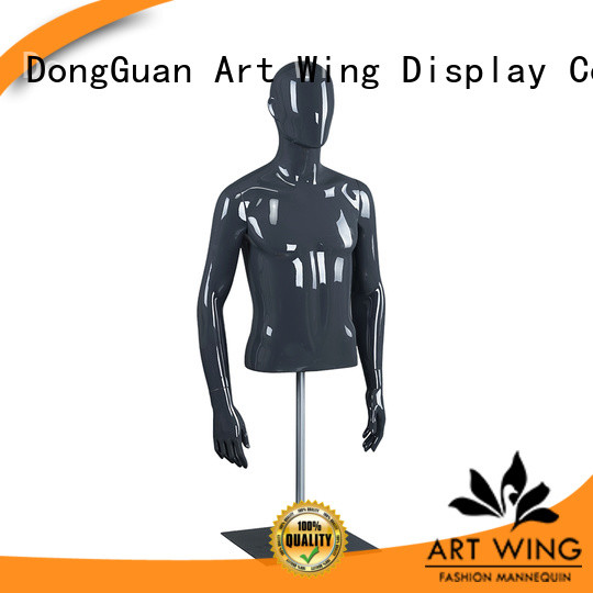 hot selling male mannequin half body full customized for display