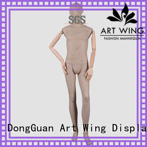 Art Wing dfmwptc articulated mannequin male factory for suit