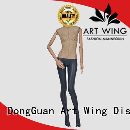 cost-effective female dress mannequin stand factory for store