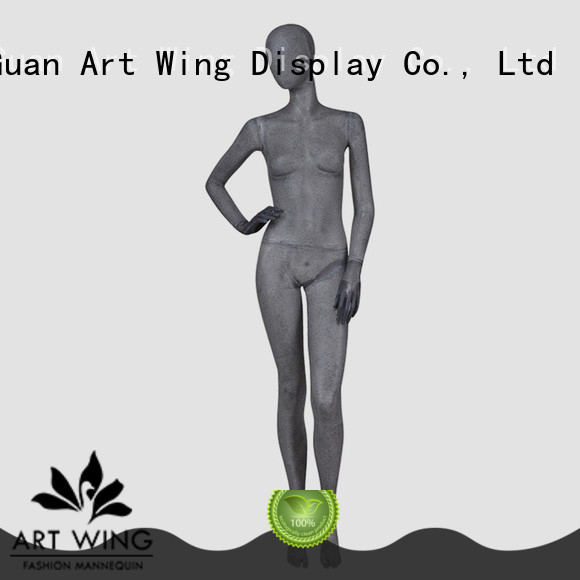 Art Wing human custom made mannequin manufacturer for display