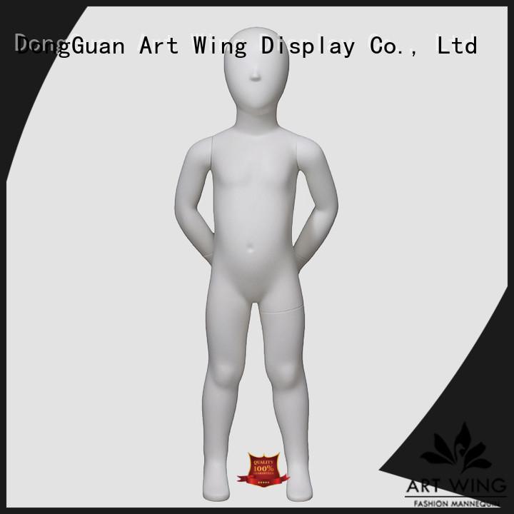 PRIM-230 Full body kids mannequin abstract boy standing child mannequin