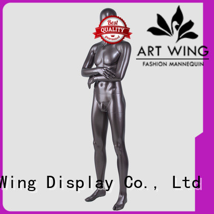 YSM-12 Full body male fiberglass mannequin muscle military mannequin male for display