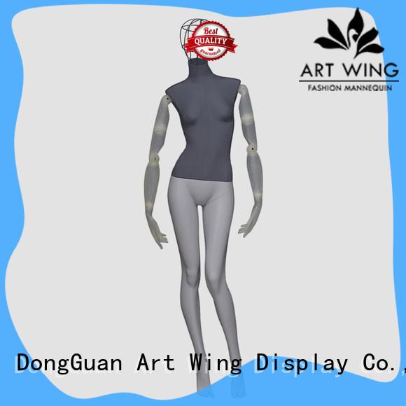 Art Wing torso t shirt display mannequins design for store