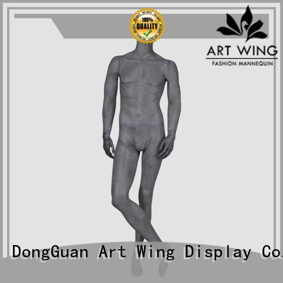 Art Wing professional fabric manikin personalized for pants