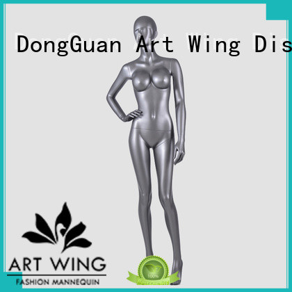 Art Wing underwear posing mannequin factory for clothes