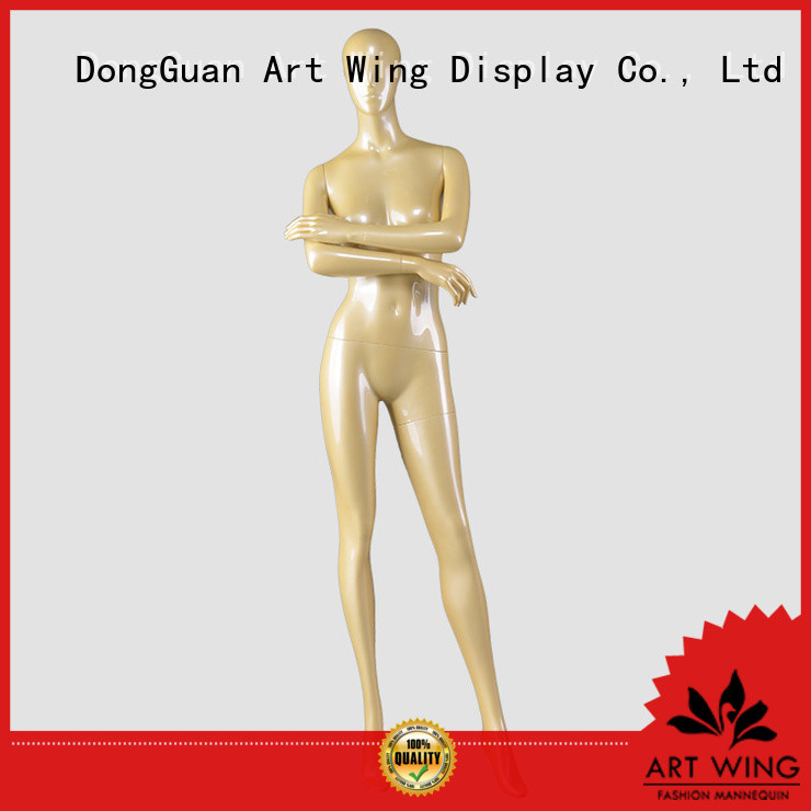 sturdy mannequin fiberglass aef2 factory price for shrit
