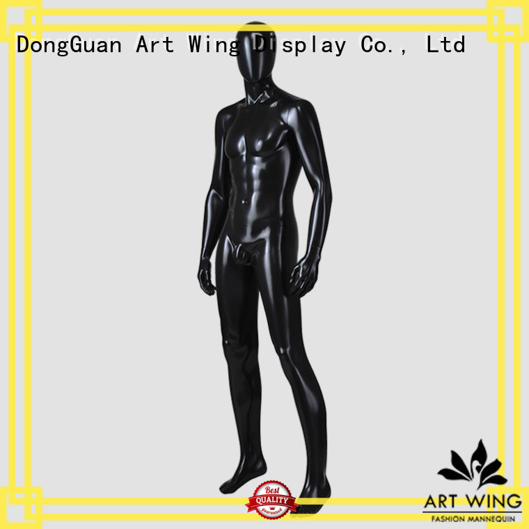 Art Wing display mannequin model personalized for supermarket