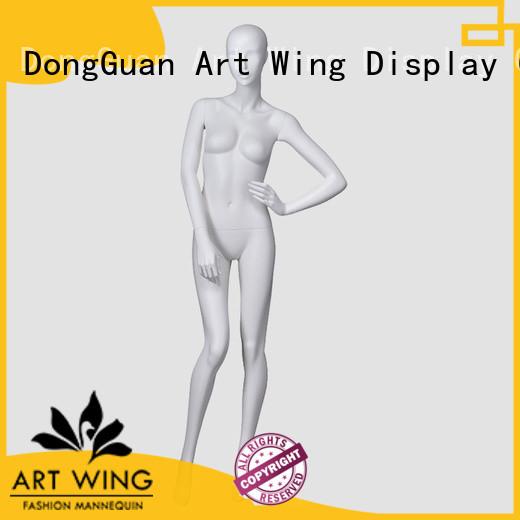 Art Wing stable shop window mannequin wholesale for pants