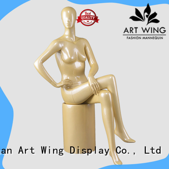 certificated mannequin body european wholesale for supermarket