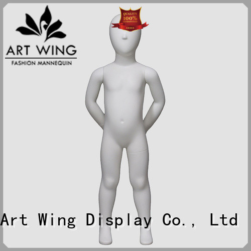 Art Wing cost-effective baby clothes mannequin factory for suit