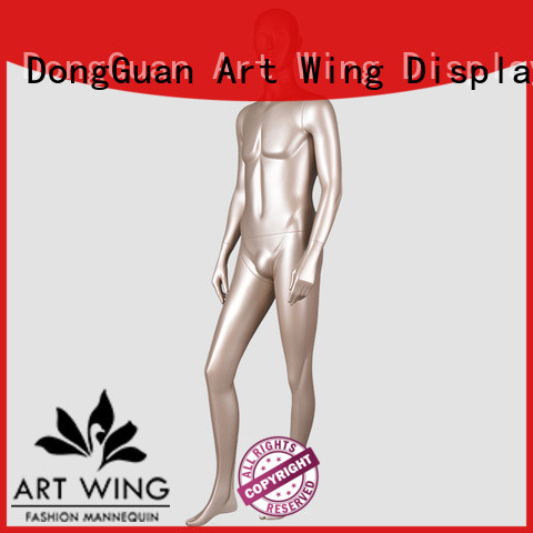 Art Wing practical mannequin man series for display