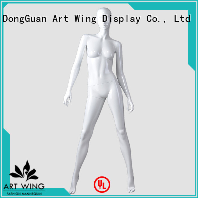 Art Wing kf01 grey mannequin directly sale for mall