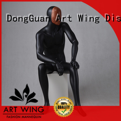 Art Wing sexy male display mannequin supplier for shrit