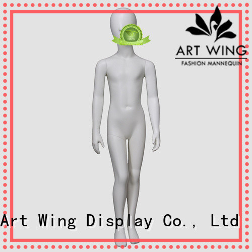 PRIM-032 Standing child mannequin young kids dummy for clothes display