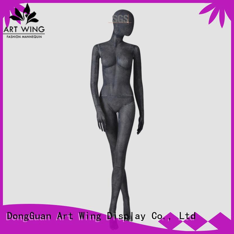 Art Wing elegant mannequin vintage design for modelling