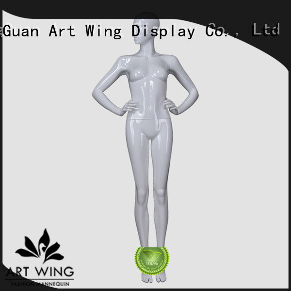 Art Wing practical female mannequin online customized for display