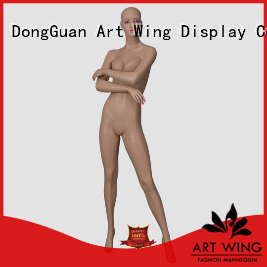 Art Wing skin abstract female mannequin series for display