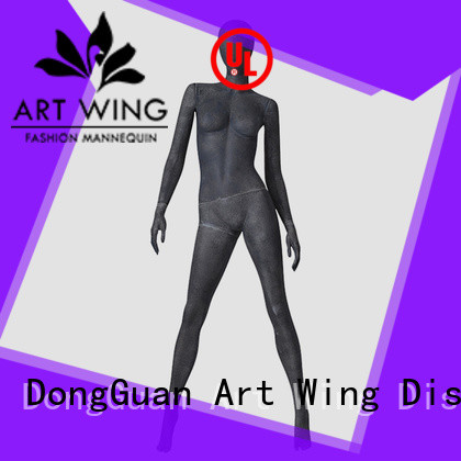 Art Wing top quality female mannequin torso with good price for modelling