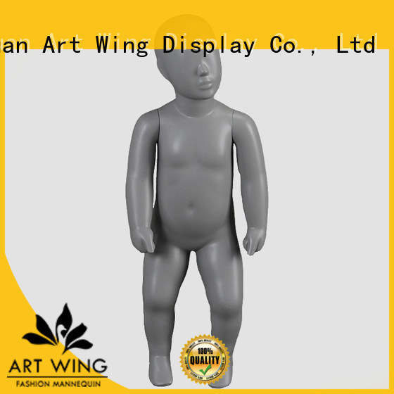PRM-1 Standing display children mannequin abstract boys manikin for display