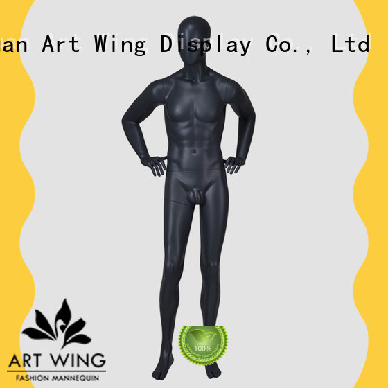 quality adjustable male mannequin body from China for display
