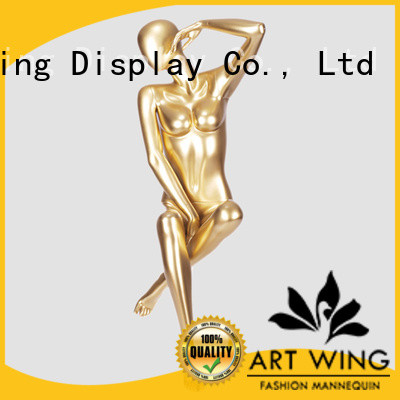 Art Wing manichini manikin female factory price for supermarket