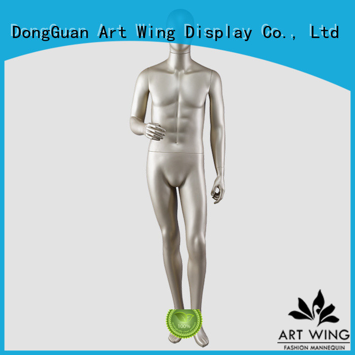 male garment mannequin abstract for display Art Wing