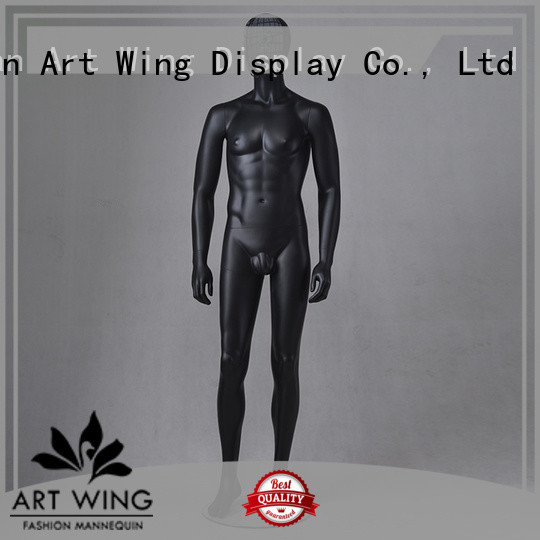 Art Wing clothes male full body mannequin wholesale for supermarket