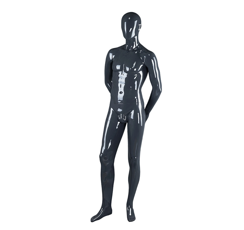 M2203 Sexy muscle manneuqins men abstract male mannequin for clothes display