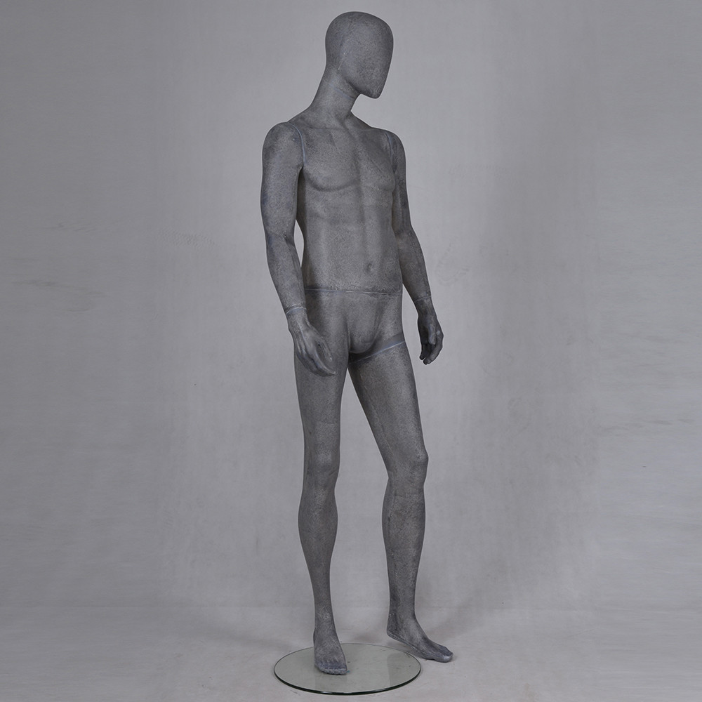 YB-5 Custom made mannequin male full body mannequin fiberglass men
