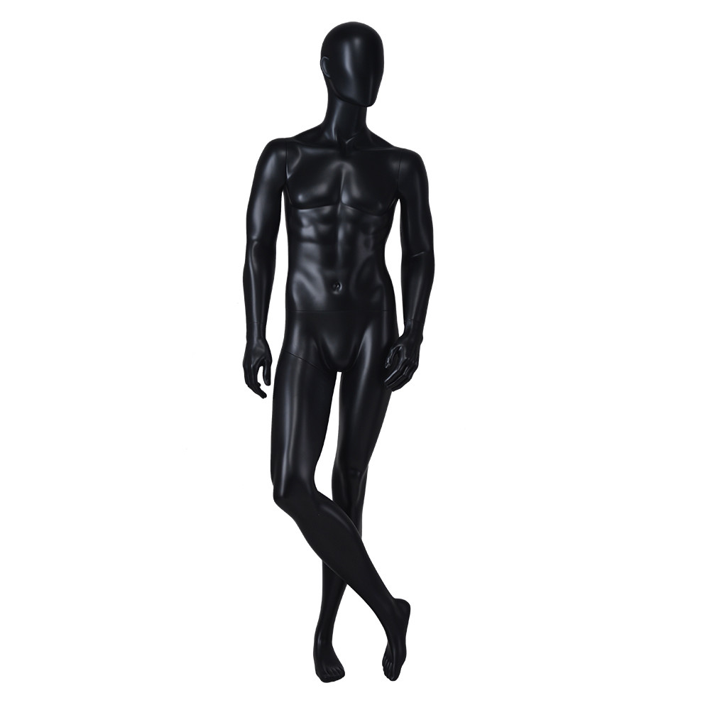 YB-2 Abstract male high quality mannequins full body male mannequin