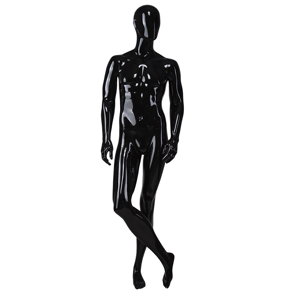 YB-2 Faceless full boady human mannequin male clothing display mannequin