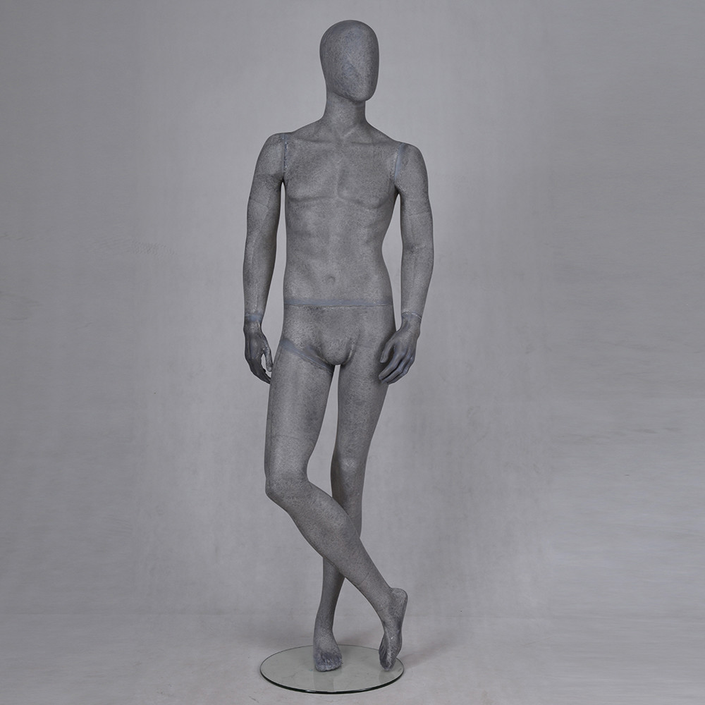 YB-2 Vintage style euro display mannequins male clothing display model